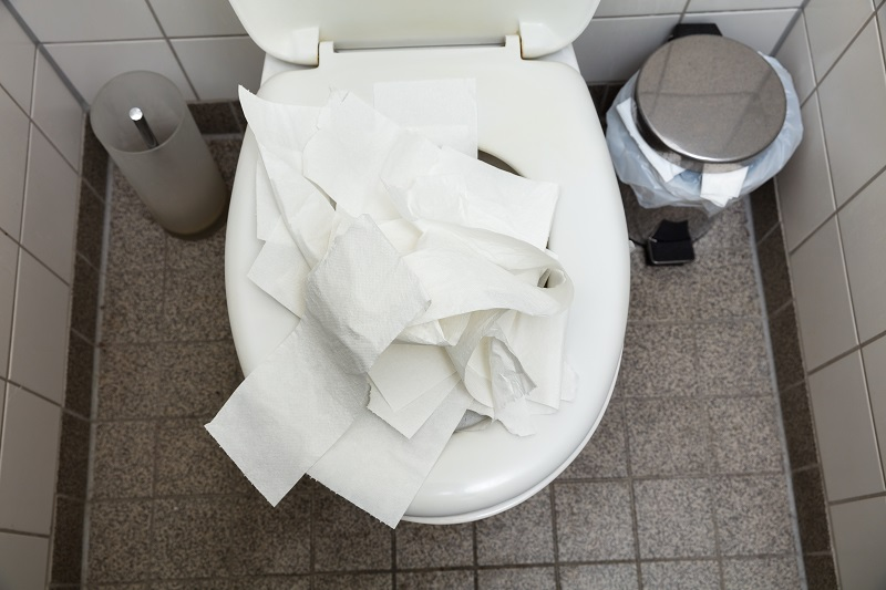 Why Using Drain Cleaners on Clogged Toilets Is a Bad Idea
